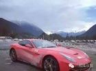 """11 chiếc Ferrari và Maserati """"hành xác"""" trên con đường nguy hiểm nhất Trung Quốc, chỉ 5 xe """"trụ lại"""""""