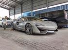 Đã tai với tiếng pô của siêu xe McLaren 570S tại Việt Nam