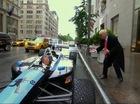 Tân Tổng thống Mỹ Donald Trump đi làm bằng xe đua IndyCar