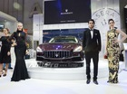 """Maserati """"xông đất"""" VIMS 2016 bằng dàn xe sang"""