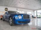 Bentley Mulsanne Speed màu độc giá 30 tỷ Đồng tại Hà Nội