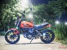 Những điểm khác biệt của Ducati Scrambler Sixty2 so với Scrambler