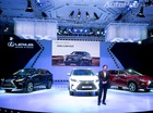 Lexus RX thế hệ mới ra mắt Việt Nam, giá từ 3,06 tỷ Đồng