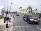 Cầm lái Honda City trên đường đua chuyên nghiệp đầu tiên tại Việt Nam