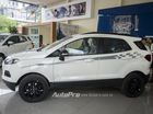 Đắt hơn 6 triệu đồng, Ford Ecosport Titanium Black Edition có gì hấp dẫn?