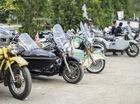 Tân cổ giao duyên với sidecar, Vespa và Sportbike