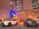 Triệu hồi xe Lexus RX tại thị trường Việt Nam