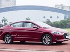 Hyundai Elantra 2016 cháy hàng nhờ tiết kiệm xăng