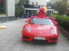"""Xôn xao Ferrari 360 Spider làm """"xe bạch tuộc"""" tại Hà thành"""