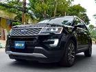 Bản cao cấp nhất của Ford Explorer 2016 cập bến Việt Nam giá từ 3,55 tỷ Đồng
