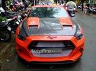 Tay chơi Sài thành bỏ ra nửa tỷ Đồng để độ lại Ford Mustang 2015