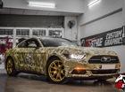 Ford Mustang 2015 độ cửa cắt kéo, khoác áo lính đặc nhiệm SEAL