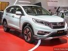 Honda CR-V và Accord thế hệ mới sẽ chung khung gầm với Civic