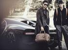 Nhà giàu đi Bugatti Chiron phải chọn đồ hiệu gì?
