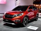 Honda CR-V thế hệ mới sẽ có 7 chỗ