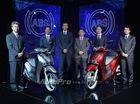 Honda SH 125i/150i 2017 ra mắt Việt Nam, có ABS, giá từ 67,99 triệu Đồng
