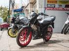 Honda Sonic 150R 2016 màu mới, đen nhám cá tính, giá từ 80 triệu Đồng