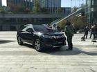 """""""Bắt gặp"""" xe SUV đầu bảng Honda UR-V trên đường phố"""