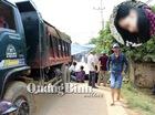 Cô gái trẻ xinh đẹp tử vong vì tai nạn khi làm tình nguyện tại miền Trung
