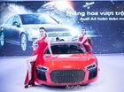 Ngắm người đẹp tại Audi Progressive 2016