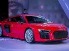 Cận cảnh Audi R8 V10 Plus tại Audi Progressive 2016