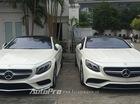 Đại gia Hà thành mạnh tay sắm cặp đôi Mercedes-Benz S-Class Coupe