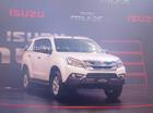 Isuzu MU-X có gì hot để cạnh tranh với Toyota Fortuner?