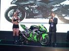 Kawasaki Ninja ZX-10R ABS 2016 ra mắt khách hàng Việt, giá từ 549 triệu Đồng