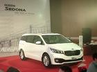 Từ 1/7/2016: Kia Sedona tăng giá mạnh, Kia Morning giảm giá nhẹ