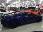 Lamborghini Aventador SV cực đắt xuất hiện tại Sài Gòn