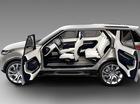 Ngất ngây với concept cực chất của Land Rover Discovery