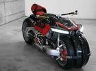 """Lazareth LM 847 - Mô tô """"khủng"""" dùng động cơ V8 của Maserati"""