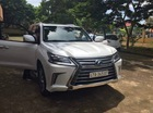 """Lexus LX570 2016 8 tỷ Đồng của tay chơi Đắk Lắk mang biển """"khủng"""""""