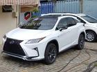 """Lexus RX 450h F Sport 2016 phiên bản """"xanh"""" cập bến Việt Nam"""