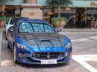 """Maserati Granturismo MC Stradale chính hãng mang biển """"tứ quý 8"""""""