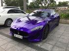 "Maserati GranTurismo màu độc, biển đẹp ""Nam tiến"""