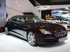 Chi tiết Maserati Quattroporte 2017 đầu tiên xuất hiện tại Việt Nam