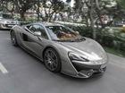 """Bắt gặp McLaren 570S 12 tỷ Đồng của Cường """"Đô-la"""" dạo phố cuối tuần"""