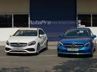 Chi tiết cặp đôi Mercedes-Benz A200 và A250 2016 tại Việt Nam