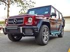 """Khách hàng Việt chi thêm 700 triệu Đồng cho màu sơn """"lạ"""" trên Mercedes G63 AMG"""