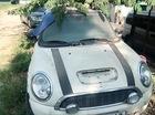 Mini Cooper bị bỏ rơi tại Hà Nội