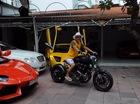 """Ngoài dàn siêu xe """"khủng"""", đại gia y tế còn có bộ sưu tập mô tô khiến nhiều biker """"phát thèm"""""""