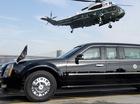 Những phương tiện di chuyển bất khả xâm phạm của Tổng thống Mỹ