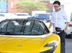 Xem Phan Thành cầm lái 4 siêu xe tiền tỷ tại Sài Gòn