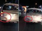 Tổng giám đốc Vinasun lý giải về cánh tay rùng rợn thò ra ở phía sau cốp xe taxi