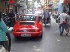 Hàng cực hiếm Porsche 911 Carrera 4 993 dạo phố tại Hà thành