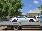 Porsche 911 Turbo S 2016 đầu tiên ở Việt Nam đi đăng ký biển số trắng