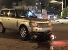 Hạ Long: Range Rover va chạm cùng xe máy, 3 người bị thương nặng