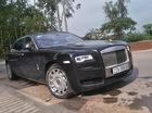 """Rolls-Royce Ghost 27 tỷ Đồng của đại gia Tuyên Quang đeo biển """"tứ quý"""" 8"""