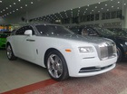 """Về trước 1/7, Rolls-Royce Wraith """"né"""" được 13 tỷ Đồng tiền thuế"""